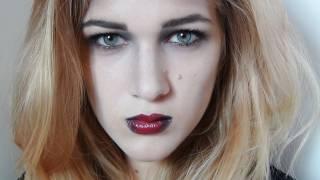 Maquillage Halloween:  Zombie chic