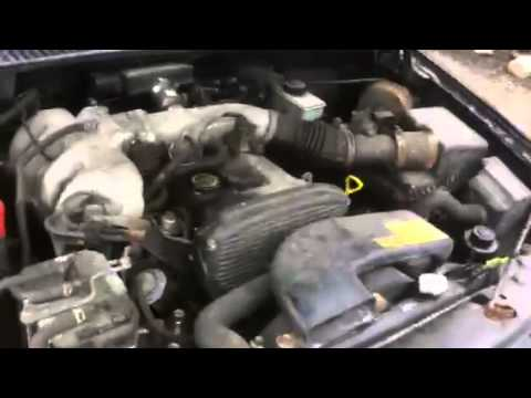 1997 kia sportage engine