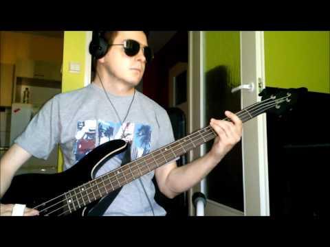 Paramore - Decode (bass Cover)