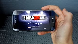 How to download NBA 2K16 for free on Android
