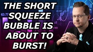 THE SHORT SQUEEZE BUBBLE IS ABOUT TO BURST - Top 10 YouTuber Stock Picks for Wednesday, June 9, 2021