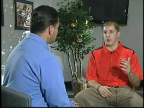 SYRACUSE FOOTBALL-Greg Paulus