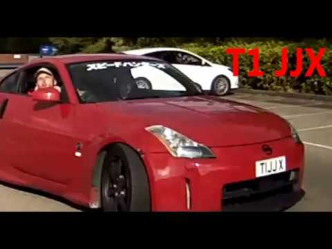 *NAME AND SHAME* Road Rage Incident At Tesco Extra, Ilkeston. *T1 JJX, Red Nissan*