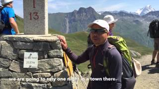 Tour De Mont Blanc 2015 Trekking In Nature