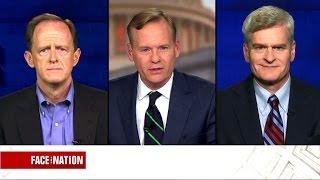 Senators Pat Toomey and Bill Cassidy on the Senate health care bill
