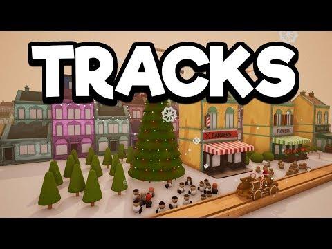 Tracks Gameplay Impressions - Building Fun Toy Trains In a Railroad Simulator!