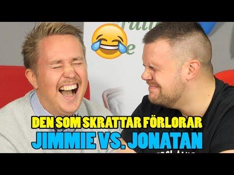 DEN SOM SKRATTAR FÖRLORAR #22 - TORRA SKÄMT OCH ORDVITSAR - JIMMIE VS JONATAN