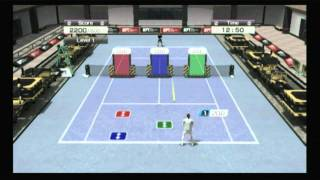 CGRundertow - VIRTUA TENNIS 4 for Nintendo Wii Video Game Review