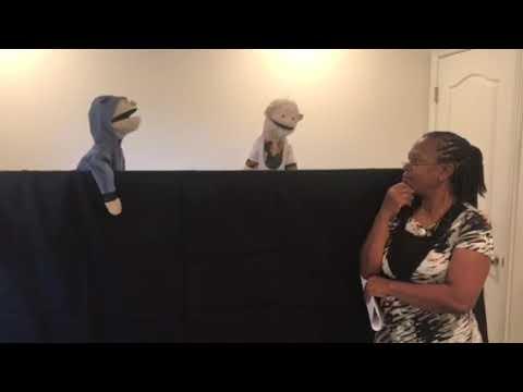 Puppet Skit on Faith