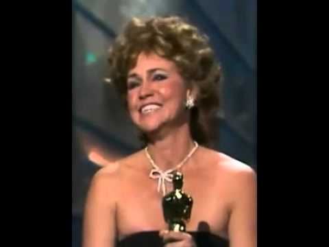 Sally Field - You Like Me, You Really, Really, Like Me
