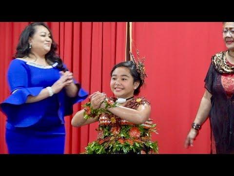 Loketi 'o Pelehake - Angie Wolfgramm - Langakali 'oe Vai Ko Puna Art Of Tau'olunga Showcase