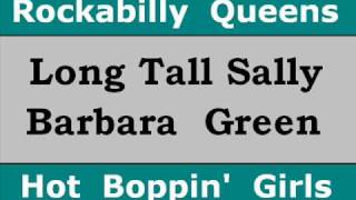 Long Tall Sally - Barbara Green