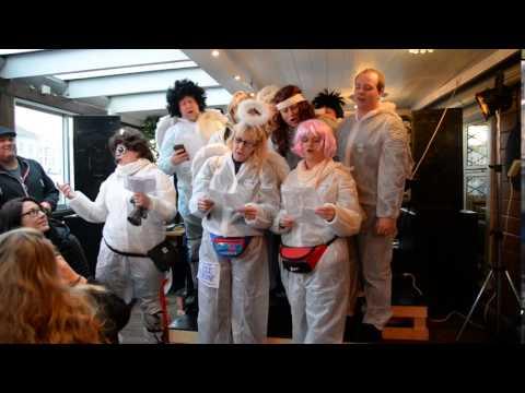 Sangkonkurranse Arendal vinterfestival 2016