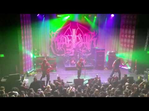Marduk-Full show HD (The Regent Theater, Los Angeles) Feb.17,2017