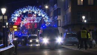 """Strasbourg : la France passe en """"urgence attentat"""" (Castaner)"""
