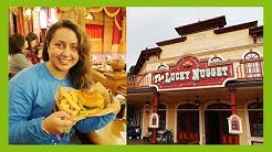 Disneyland Paris - The Lucky Nugget Saloon