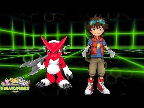 Digimon Adventure PSP FULL ESPAÑOL Capitulo 69 ¡¡ SHOUTMON !!