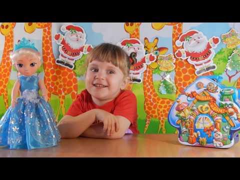 Видео: Киндер Сюрприз распаковка и обзор игрушек Kinder Surprise Unwrapping Unboxing Kinder chocolate