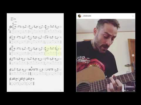GUITAR TAB Mike Kinsella   Mom and Dead From Instagram