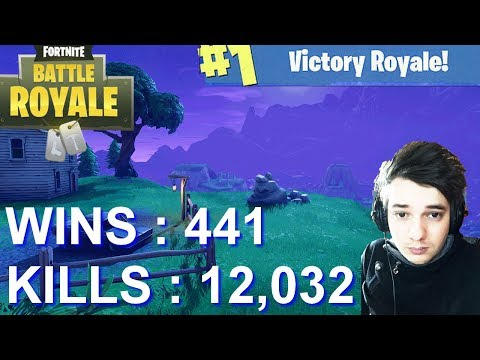 [FR/PC/LIVE] Fortnite en solo 441 wins!