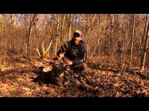 Kentucky Deer Hunting 2016 – Two Big Buck Down