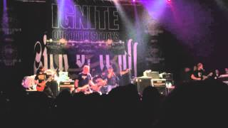 IGNITE - How Is This Fucking Progress? (Wiesbaden Schlachthof, 20.01.2014)