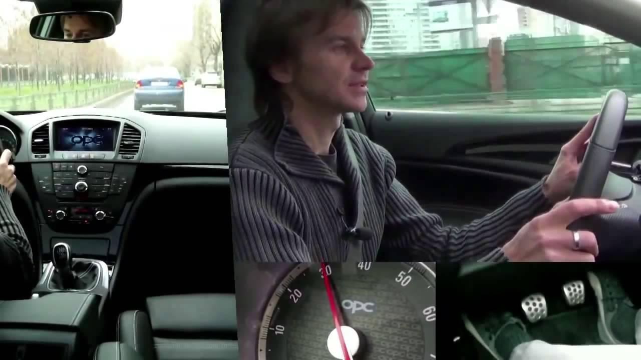 обучение вождению на механике видео