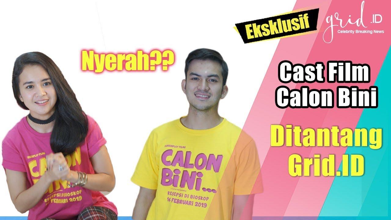 Download PART III Cast Film Calon Bini Nyerah?? Rizky Nazar Michelle Ziudith Dian Sigit dan Anthonio Blanco
