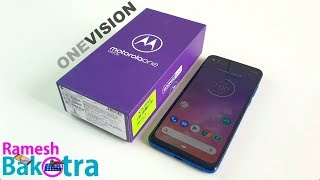 Motorola One Vision Unboxing and Full Review