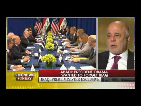 Iraq PM al-Abadi: Trump More Determined to Defeat ISIS Than Obama