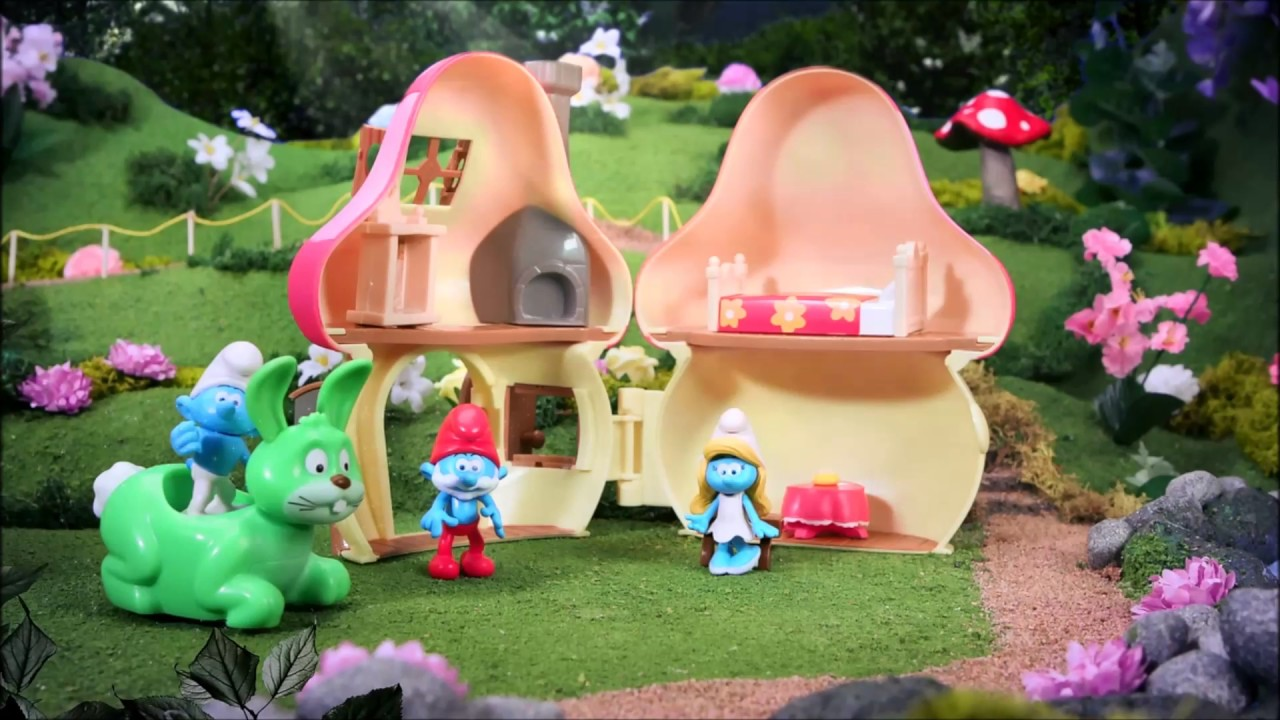 Smyths Toys - Smurfs the Lost Village