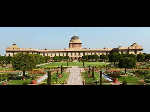 New Delhi - Central Secretariat, Rashtrapati Bhawan & Parliament House