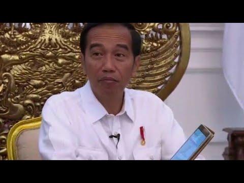 Presiden Jokowi Jawab Tudingan Antek Asing Mp3