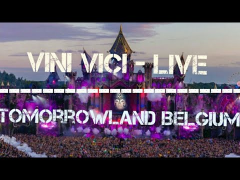 Vini Vici - Live @ Tomorrowland ( Belgium, Weekend 2 )