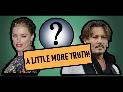 Johnny Depp & Amber Heard Abuse Claims: A Little More TRUTH!