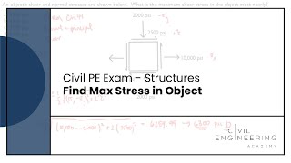 Structures - Find Max Stress in Object