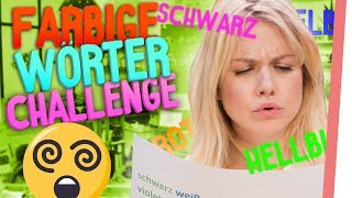 Farbe oder Wort?! | Kelly & Sturmwaffel VERZWEIFELN!