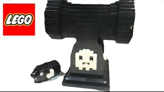 Working (Super Mario) Bullet Bill Cannon - LEGO