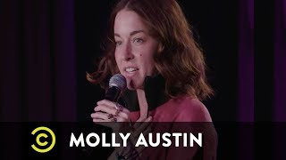 Molly Austin Wants Men to Know That They Were Almost a Period - Up Next - Uncensored