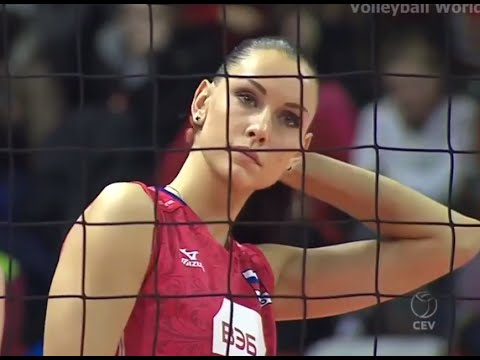 2014 World Championships Russia VS Italy Women Volleyball