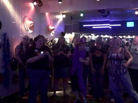Blockhead Karaoke Right Stuff VA Beach 6-4-09