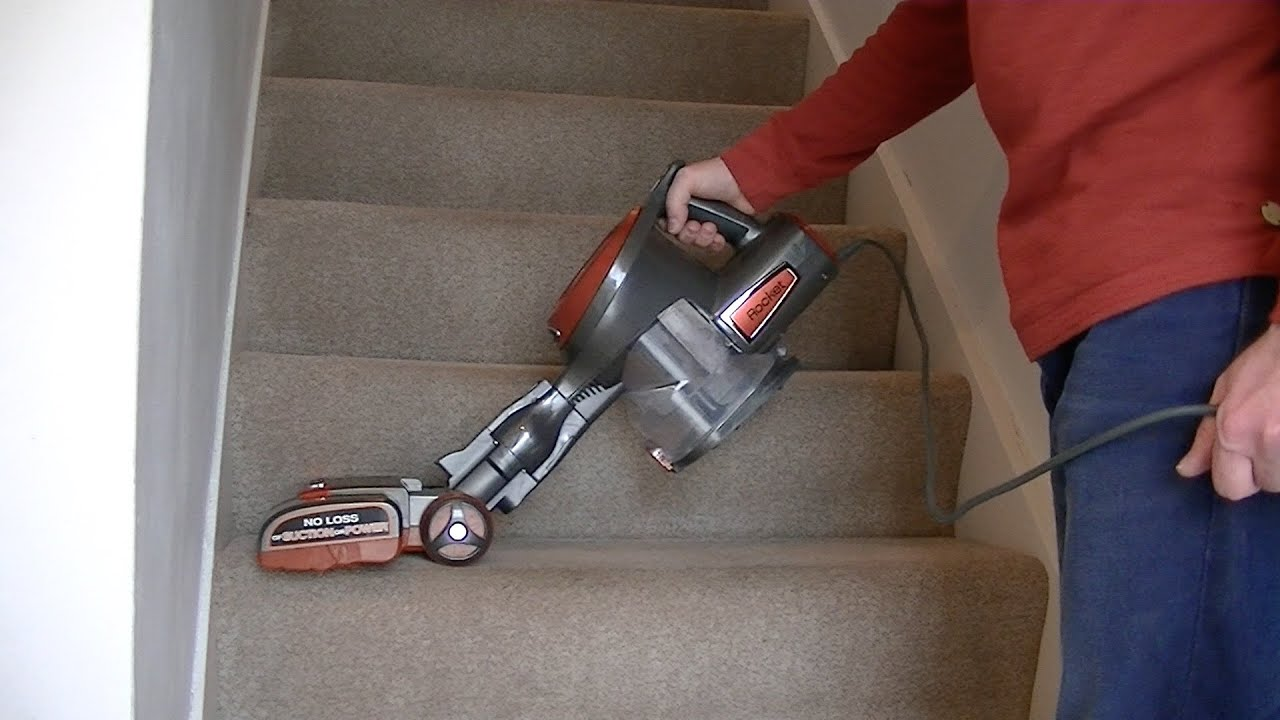 Shark Rocket Hand Held Vacuum Cleaner Stair And Upholstery