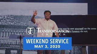 Transformation Church | Rhythm | Dancing to the Rhythm of Love | 11:15 Service