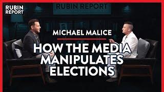 Exposing the Reality Oḟ How Media Always Manipulates Us | Michael Malice | POLITICS | Rubin Report