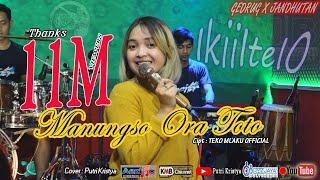 Download lagu Menungso Ora Toto - TEKOMLAKU OFFICIAL (COVER Putri Kristya KMB)