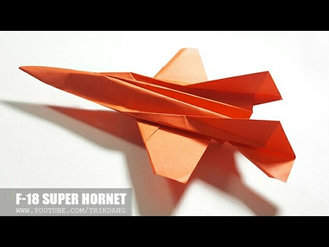 paper jet fighter how to make a paper airplane that flies fast paper jet fighter how to make a paper airplane that flies fast f 18 super hornet