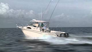 Grady-White MARLIN 300 - 30' Walkaround Cabin