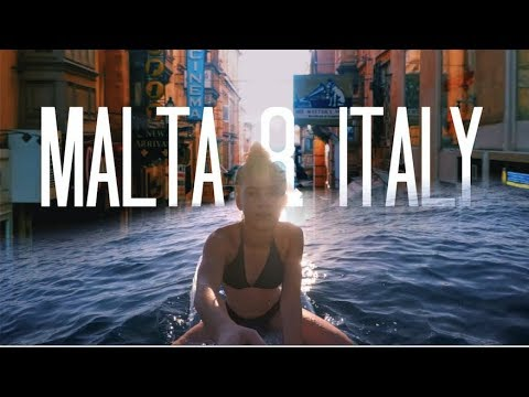 Malta & Italy   | Travel Edit
