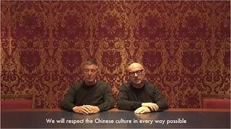 Toàn Cảnh Scandal Của Hãng Thời Trang D&G Tại Trung Quốc