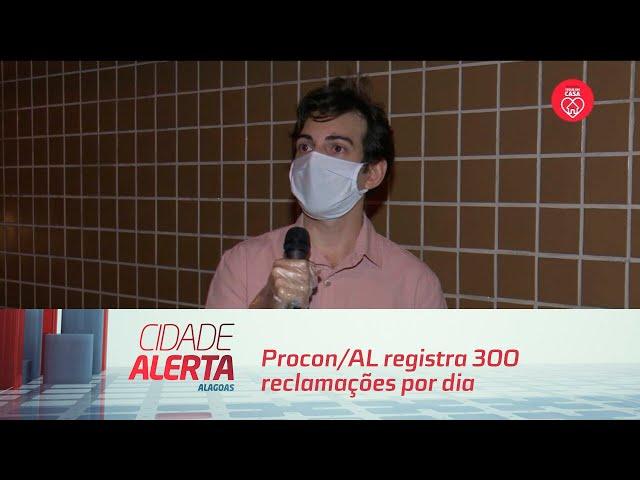 Procon/AL registra 300 reclamações por dia; maioria por produtos não entregues